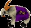 Crash Bandicoot 3 Warped Goat