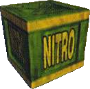 Crash Bandicoot The Wrath of Cortex Nitro Crate