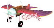 Coco's Plane