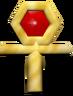 Crash Bandicoot The Wrath of Cortex Gold Relic