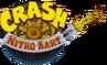 Logo Crash Nitro Kart