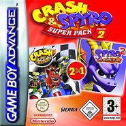 Crash and Spyro vol 2