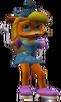 Crash Tag Team Racing Princess Coco Bandicoot