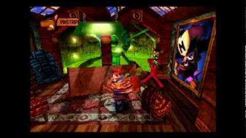 Pinstripe - Boss 4 - Crash Bandicoot - 100% Playthrough (Part 19)