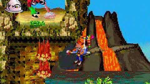 (GBA) - Crash Bandicoot 2 N.Tranced - N