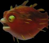 Crash Bandicoot N. Sane Trilogy Puffer Fish