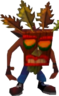 Crash Aku Aku Invincibility