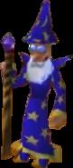 Crash Bandicoot 3 Warped Wizard Lab Assistant