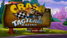 Crash Tag Team Racing Title Screen