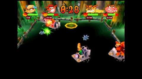 Swamp Fox - Gem - Crash Bash - 200% Playthrough (Part 75)
