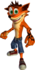 Crash of the Titans Crash Bandicoot