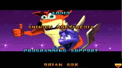 Crash Bandicoot Purple 99% Part 39 (Space Chase)