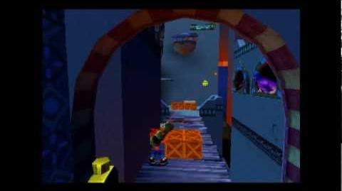 High Time - Platinum Relic - Crash Bandicoot 3 Warped - 105% Playthrough (Part 42)