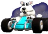 Polar Crash Team Racing