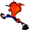 Bandicoot Crash Crash Bandicoot