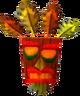 Crash Bandicoot 2 Cortex Strikes Back Golden Aku Aku