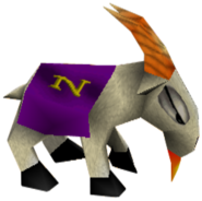 Goat Crash Bandicoot 3 Warped