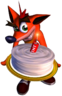 CrashBandicootCake