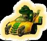 Crash Nitro Kart Zam In-Kart