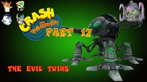 Crash Twinsanity 17 - Play Time Is Over