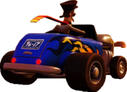 Crash Bandicoot N. Sane Trilogy Hot Rod Lab Assistant