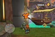 Crash Tag Team Racing Mystery Island