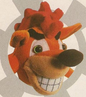 Crash Plushie