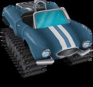 BlueTestcarRender