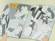 Sailor Mufoon Doujinshi