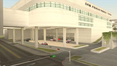 San Fierro Hospital (Santa Flora)