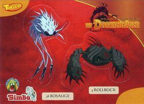 Toggo.Drachenjaeger.Sticker.14