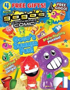 Gogo's Comic 14