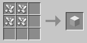 Luminite block recipe