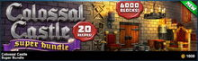 Creativerse Colossal Castle bundle R41