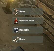 Creativerse Rockster drop R23 4774