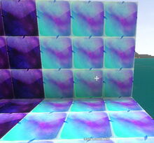 Creativerse building block Light Lumite Wall R23 01