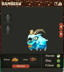 Creativerse Rambeau Pet R23 00011