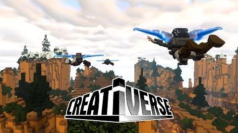 Creativerse -- Early Access Trailer 3