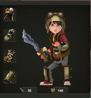 Creativerse Weapon and Armor003
