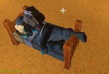 Creativerse sleeping character2001