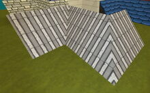 Creativerse R41,5 Roofs with inner and outer corners 56