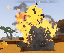 Creativerse TNT explosion001