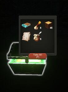Creativerse Stone treasure chest48892