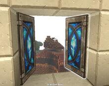 Creativerse 2 diamond doors R32