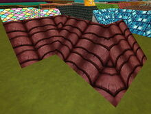 Creativerse R41,5 Roofs with inner and outer corners 50