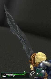 Creativerse sword swinging 62