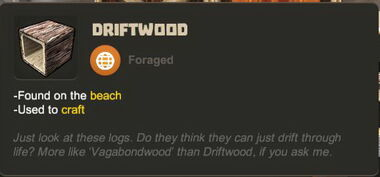 Creativerse R27 tooltips wood logs0700