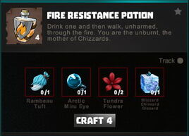 Creativerse crafting recipes R34 Potions 0041