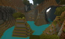 Creativerse river in mountains1010