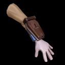 Armguards Iron